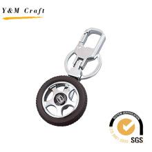 Металлические и пластиковые колеса экипажа модель брелок (Y03895)