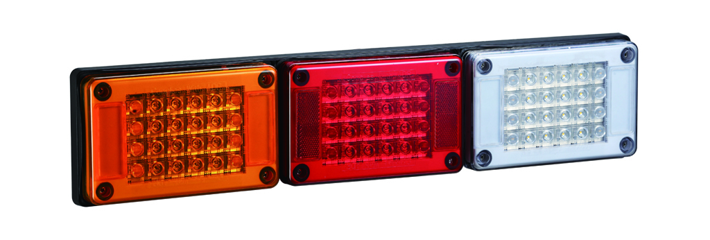 Heavy Duty Jumbo Truck Combination Tail Lighting