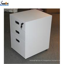 Armário de armazenamento quente da gaveta do aço 3 da venda do mercado 2018 de América