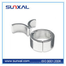 Strong neodymium permanent magnet for dc motor and synchronous motor stators