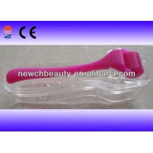 Quel rouleau derma dois-je acheter un rouleau de peau microneedle derma roller équipement de beauté portable pour soins de la peau soins de beauté avec CE