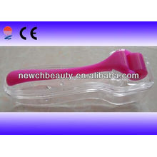 micro needle roller skin roller microneedle derma roller portable beauty equipment for skin care beauty care with CE