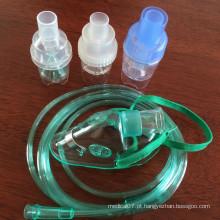 Máscara Facial Nebulizante para Suprimentos Cirúrgicos e Hospitalares