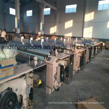 Single Düse Waterjet Weaving Loom Textilmaschine mit Einzelpumpe