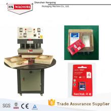 Plastic Heat Sealing Semi Automatic Mini Blister Packaging Machine