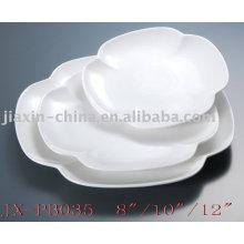Assiette en porcelaine JX-PB035