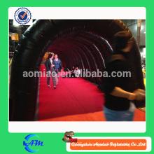 Túnel inflavel adulto inflável túnel inflável de brinquedo para venda com desenhos personalizados