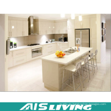 Muebles contemporáneos brillantes del gabinete de cocina (AIS-K254)