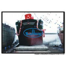 Airbags en caoutchouc de récupération maritime