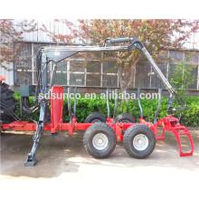 Log loader trailer 1t ZM1002 ATV