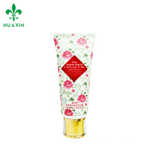 High quality facial cleanser plastic cosmetic containers Luxury cosmetic containers