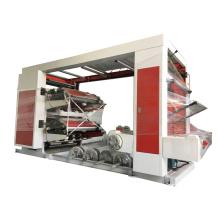 Impresora flexográfica para material de embalaje