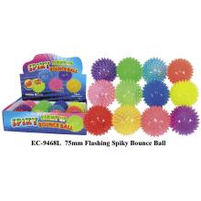 Flashing Spikly Bounce Ball