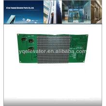 kone elevator display board KM863270G02 pcb board for kone