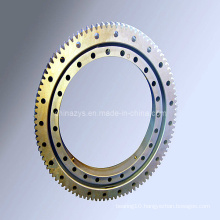 Zys Single-Row Four-Point Contact Ball Slewing Bearings Price 012.45.1400