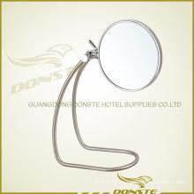 Espejo de maquillaje de escritorio de alta calidad para el hotel