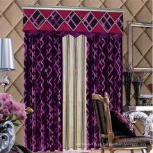 2015 desenhos de alta qualidade mais recentes de cortinas de tecido