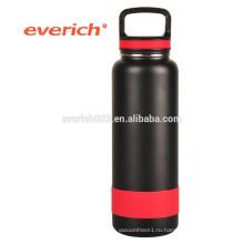 24oz Нержавеющая сталь Широкая рта Спортивная бутылка для питья для охоты