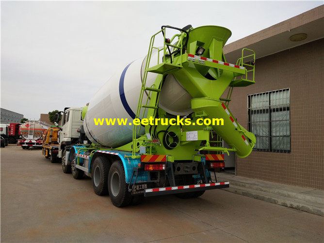 Cement Ready Mix Truck