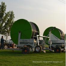 Factory Flow Equably Sprinkler Hose Reel Irrigation System