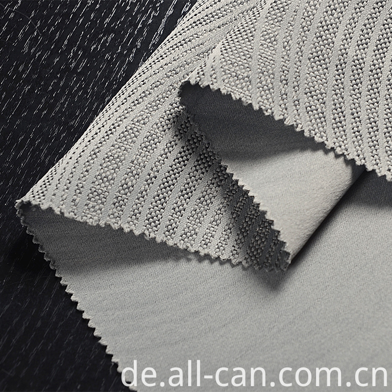 jacquard blackout fabric for hotel project