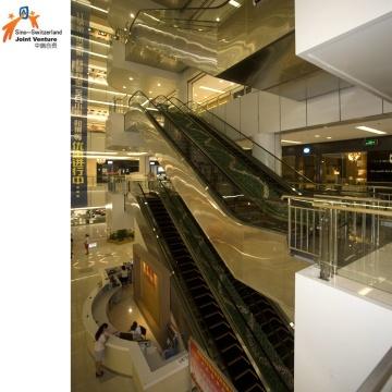 Escada rolante pública pesada do elevador de passageiro