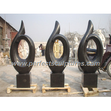 Stone Marble Carving Abstract Sculpture for Garden Art Statue (SY-A057)