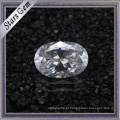 6X8mm 1.0 quilates Oval Cut Forever Gemstone Moissanite Brilliant Brilliant for Jewelry