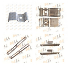 Stainless Steel Metal Grating Fasteners, Special Clips