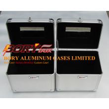 Professional Hard Aluminium Flight Case Make up Train Case