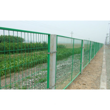 Cerca Ferroviária (PVC ou Revestimento Galvanizado)