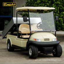 2 Seater cheap golf cart electric buggy car for sale club golf cart with cargo