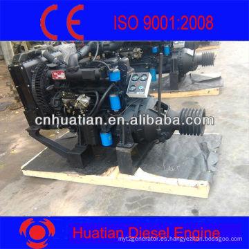 Weifang Weichai R6105ZP 84kw / 114hp Fábrica del motor diesel