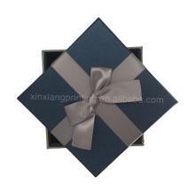 Custom logo printed recycled packaging paper box
