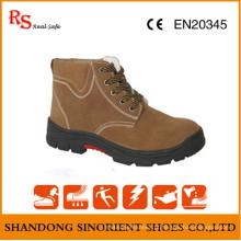 Calçado de segurança impermeável para engenheiros RS512