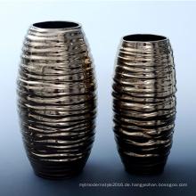 Keramik und Porzellan Blumen-Arrangement Vase, Haushalt Einrichtung Artikel Wohnzimmer Esszimmer Dekorieren Handwerk (B11)