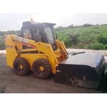XCMG Xt750 Mini chargeuse / chargeuse à direction à glissement