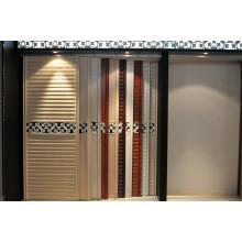 Aluminium-Rahmen-Schiebetür mit klassischem Design