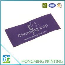 Wholesale China Manufacturer Print Clothes Label