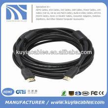 Câble HDMI 1.3 Gold 1080P Pour PS3 HDTV