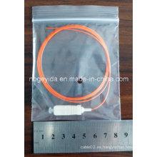 0,9 Sc Mm fibra óptica Pigtail