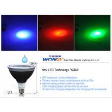 20W / 25W Bluetooth Dimming Наружная водонепроницаемая светодиодная лампа IP67 PAR38 Лампочка