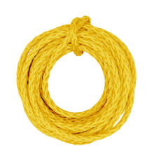 China supplier ski rope  poly PE hollow braided rope
