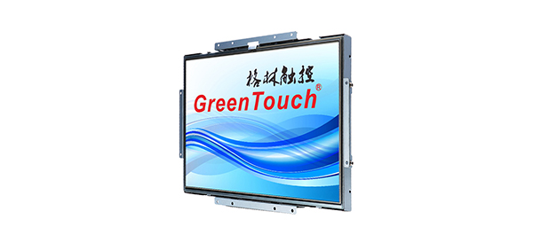 HD Resolution Touch Monitor