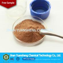 Lignosulfonate del calcio del retardador del cemento del polvo de Ca Ligno