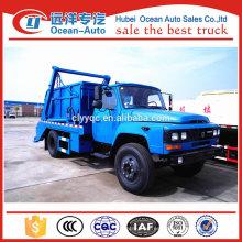 Dongfeng uso múltiple 4x2 brazo rodillo basura camión