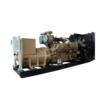 Eficiencia PERKINS Engine Diesel Generator Set