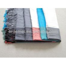 Wholesale viscose cheap pashmina shawl