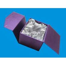 Caixa de papel de presente de alta qualidade