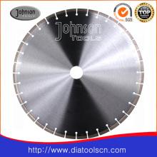 Lames de scie au sol soudées au laser de 500 mm (10.1.2.1)